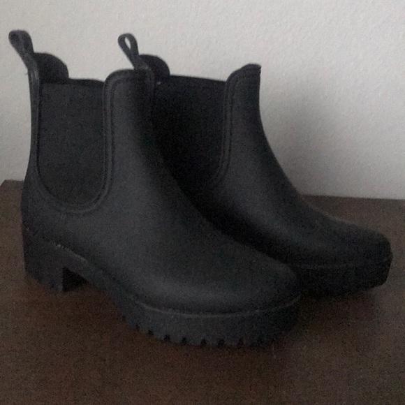 4587418c7510 Jeffrey Campbell Shoes - Jeffrey Campbell Cloudy Waterproof Rain Boot